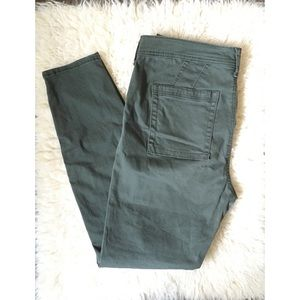 Anthropologie Military Pants